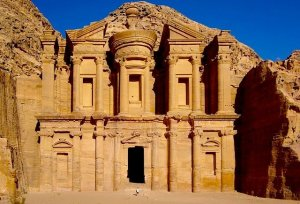 Roteiro turístico na Jordânia - Tesouro dos Nabateus