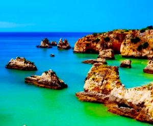 Pacotes de férias nas praias do Algarve