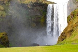 Islândia - Quedas de Água