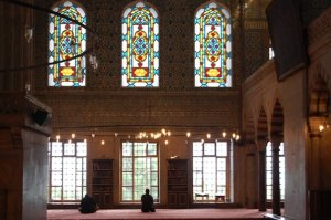 Viagem a Istambul - Mesquita Azul