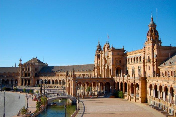 Viagem a Espanha - Sevilha