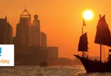 Oferta WOW da KLM para Hong Kong