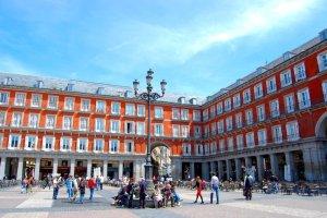 Férias de fim-de-semana em Madrid