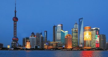 Skyline de Xangai
