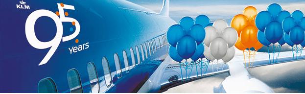 Voos baratos na KLM