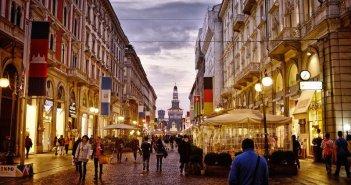 Escapadinha em Milão