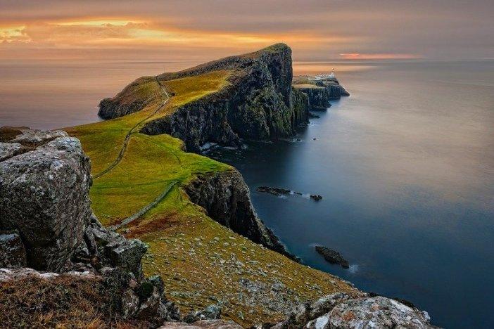 Ilha de Skye, paisagens arrebatadoras