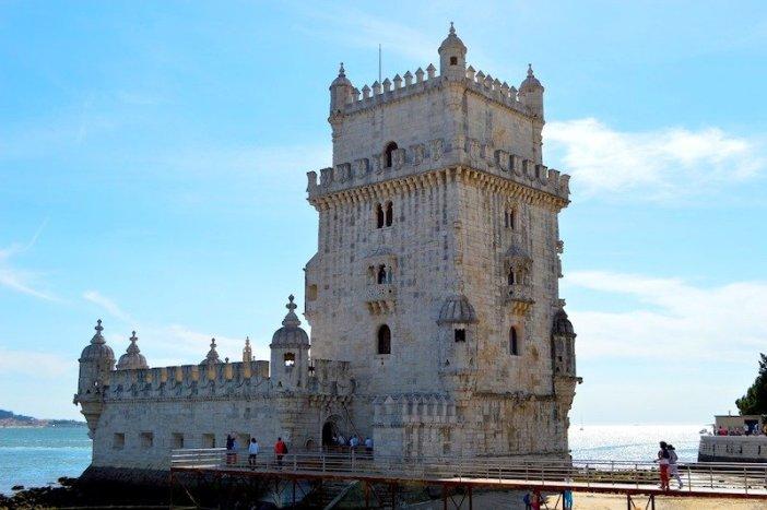 Vistas da Torre de Belém