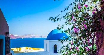 Santorini, uma das ilhas em destaque