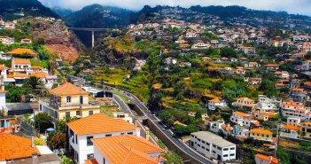 Como chegar à Madeira