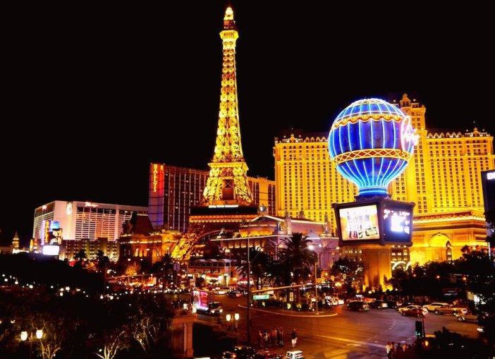 Como chegar a Las Vegas
