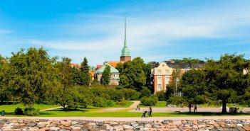 Onde ficar em Helsínquia