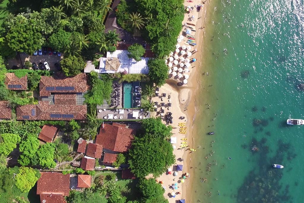 Ilhabela/SP, um dos destinos para curtir o verão no Brasil