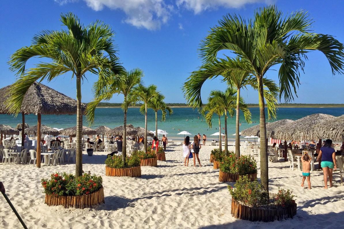 Melhores praias do Nordeste - Jericoacoara