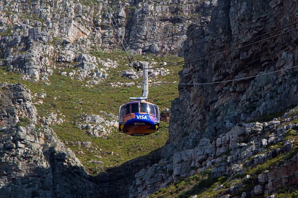 Teleférico da Table Mountain