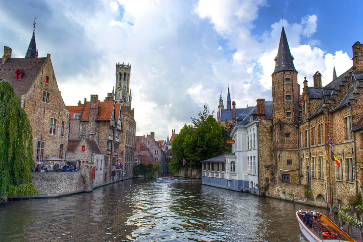 Dijver Canal