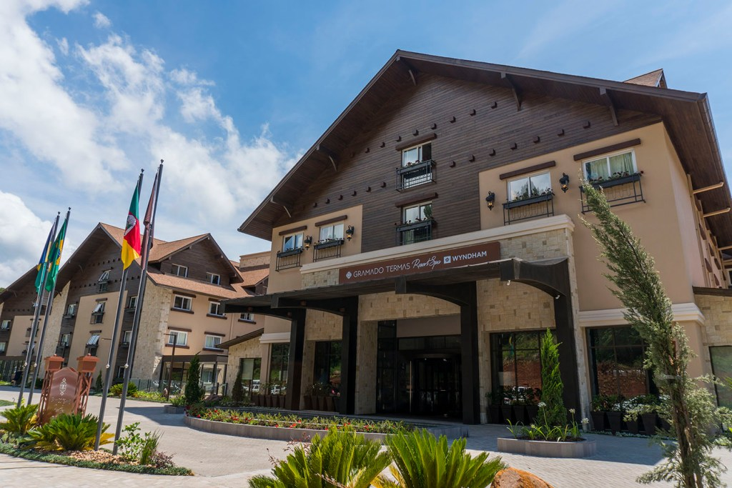 Wyndham Gramado Termas Resort & Spa, empreendimento da Prime Vacation