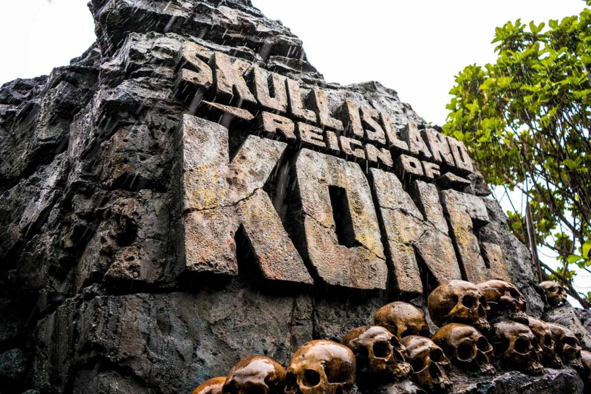 Islands of Adventure - Skull Island