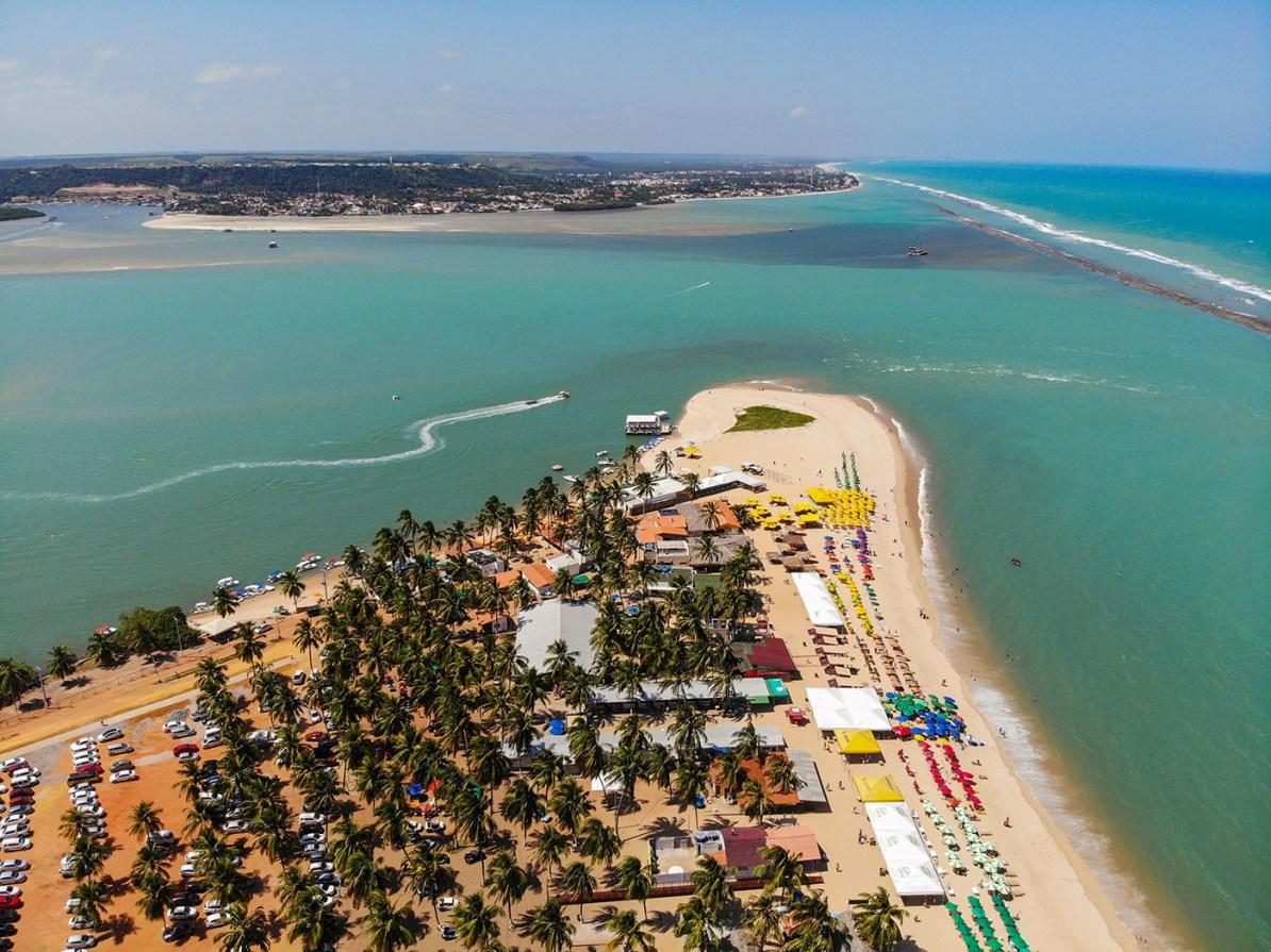 Melhores praias do Nordeste - Gunga