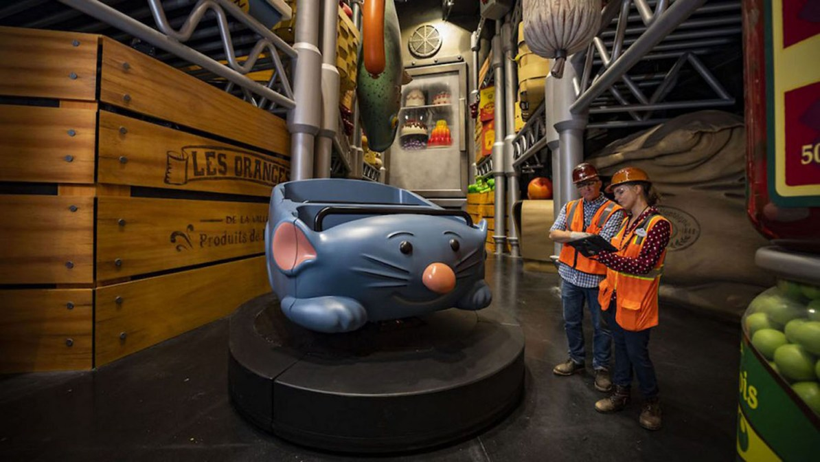 Disney - Remy's Ratatouille Adventure