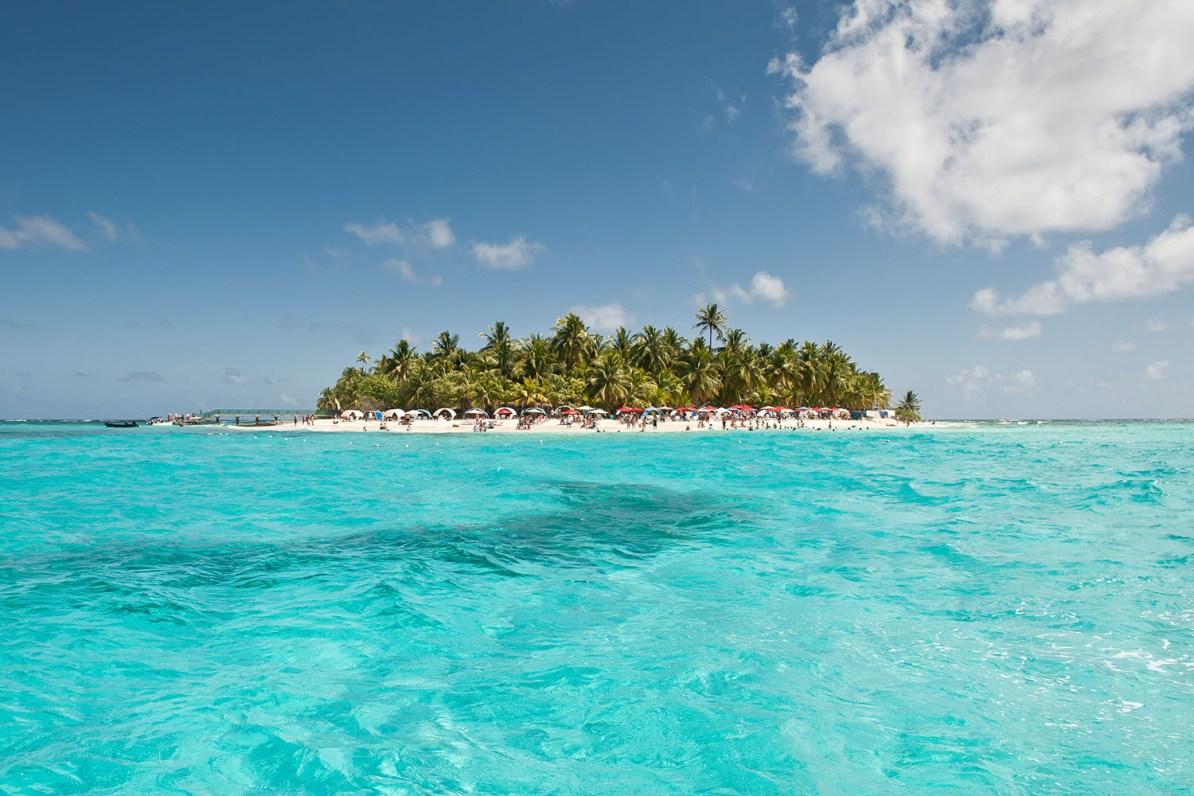 Destinos Imperdíveis no Caribe - San Andrés