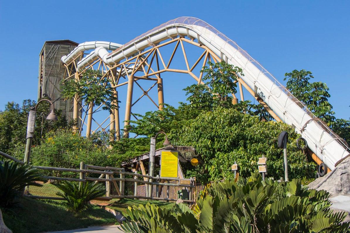 Xpirado no Rio Quente Resorts