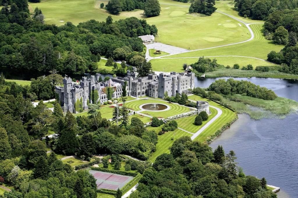 Hotéis mais incríveis do mundo: Ashford Castle