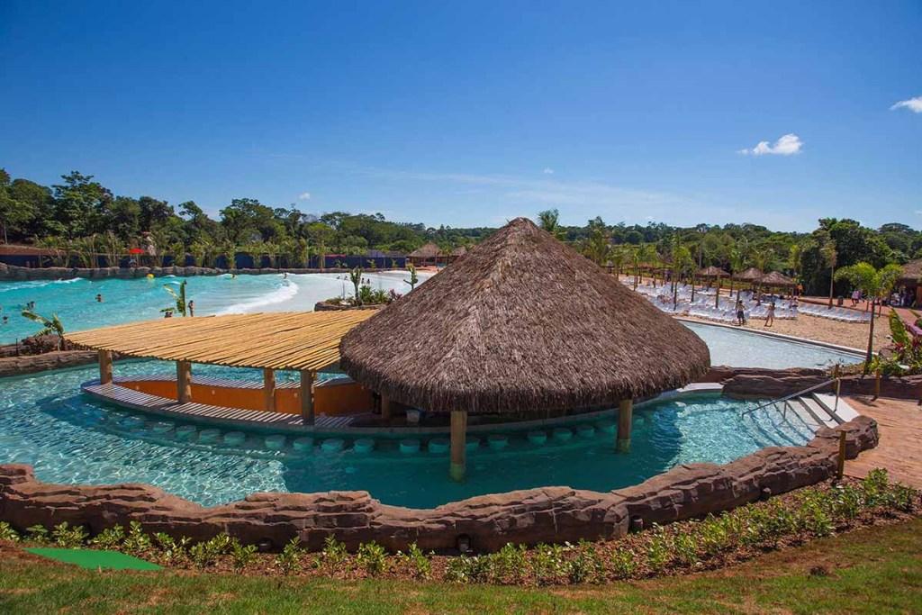 Melhores parques aquáticos do Brasil - Blue Park