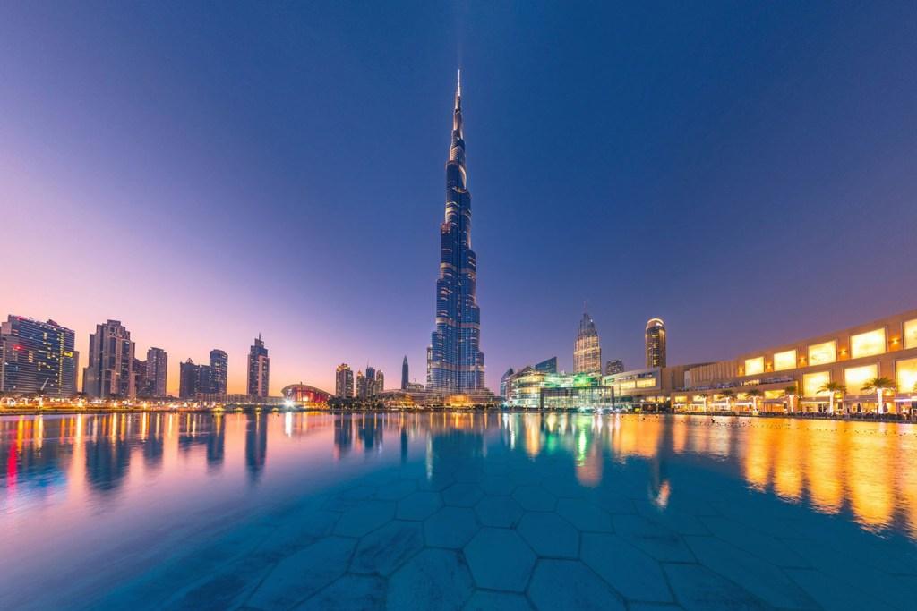 Hotéis mais incríveis do mundo: Burj Khalifa