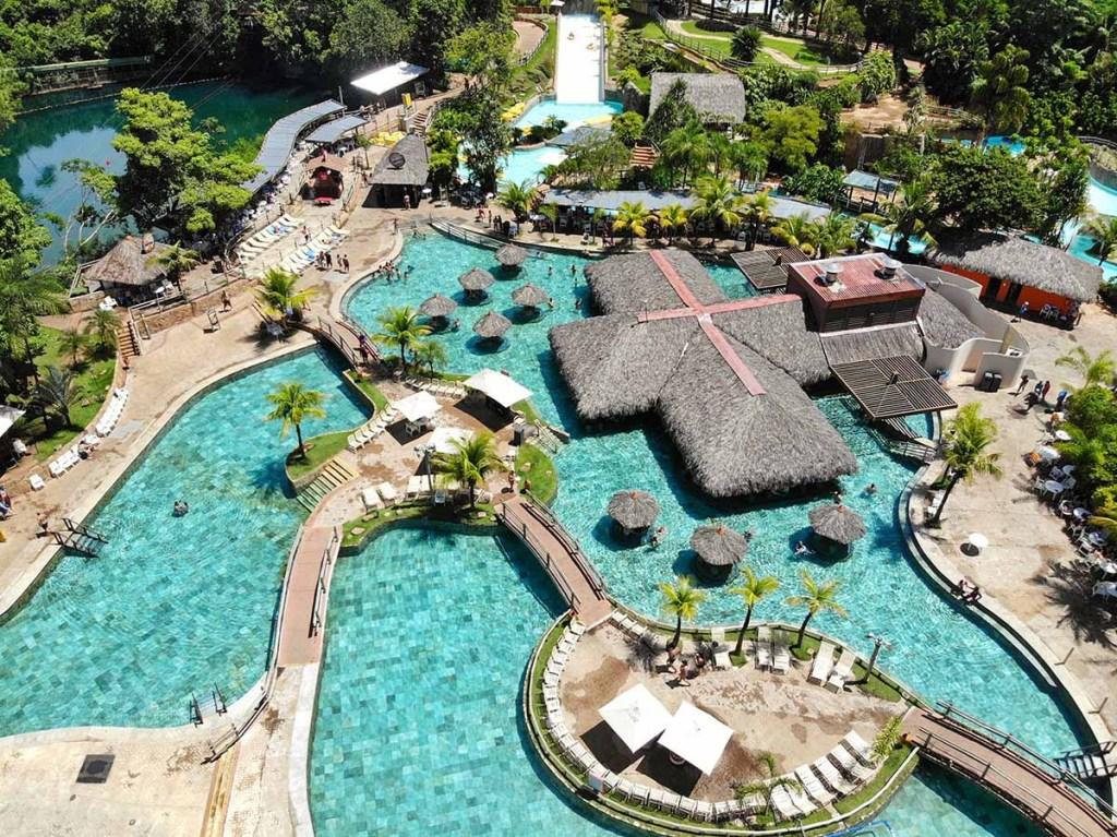 Melhores parques aquáticos do Brasil - Hot Park