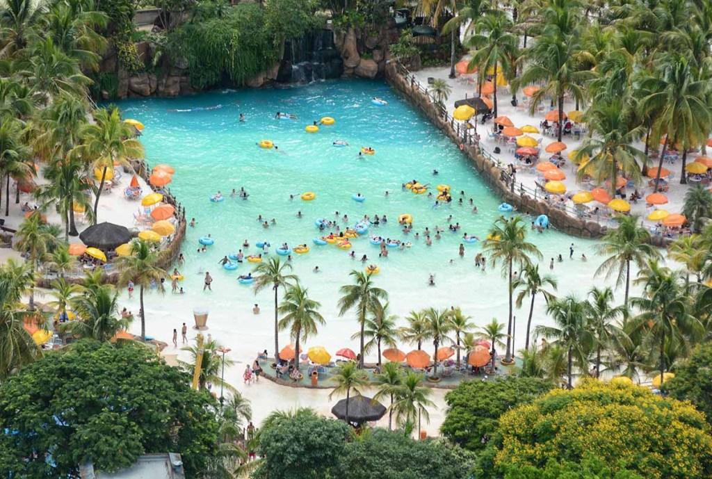 Melhores parques aquáticos do Brasil - Thermas dos Laranjais
