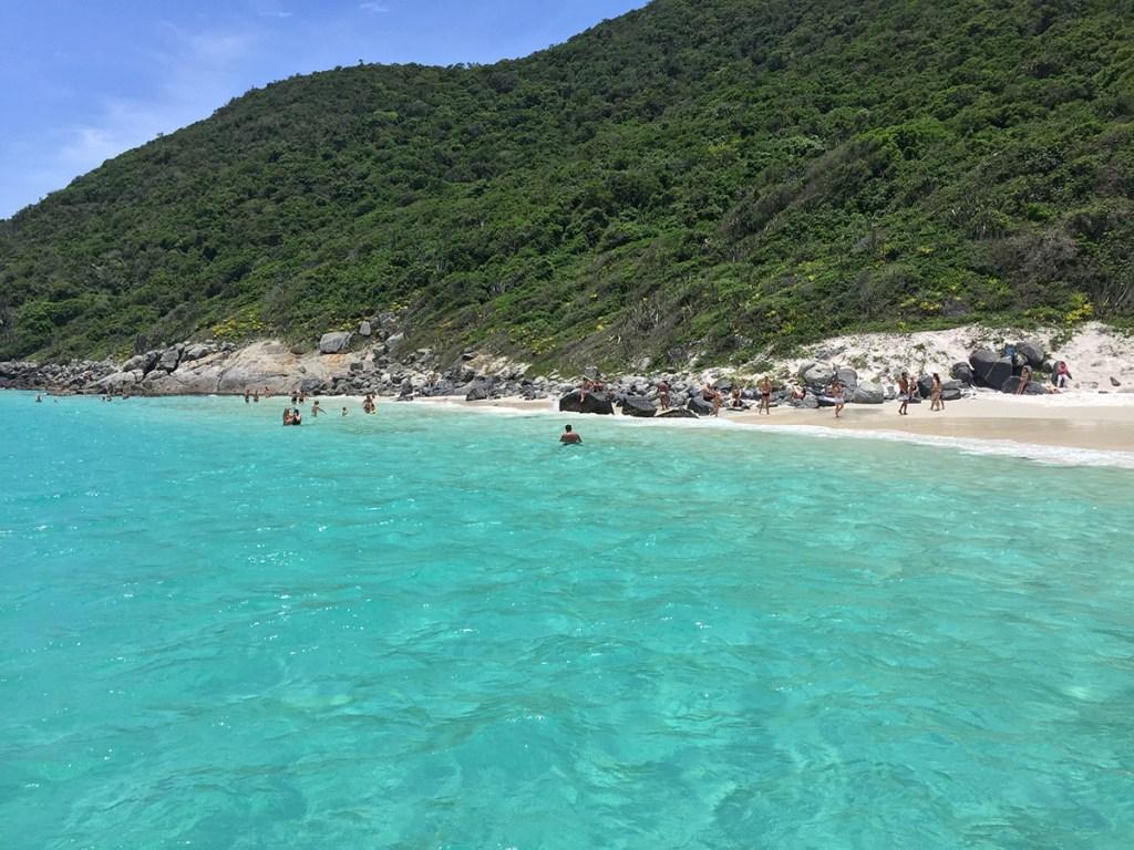 As melhores praias de Arraial do Cabo - Praia do Farol