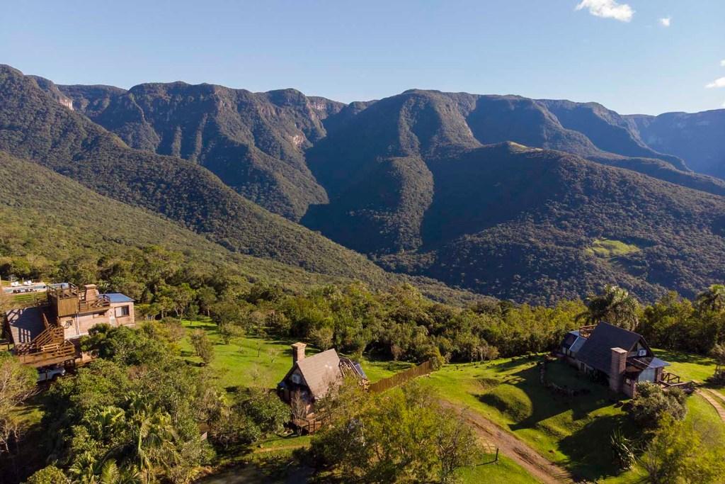 Morada dos Canyons - Cânion Itaimbezinho