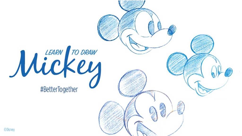 Magia da Disney em casa!