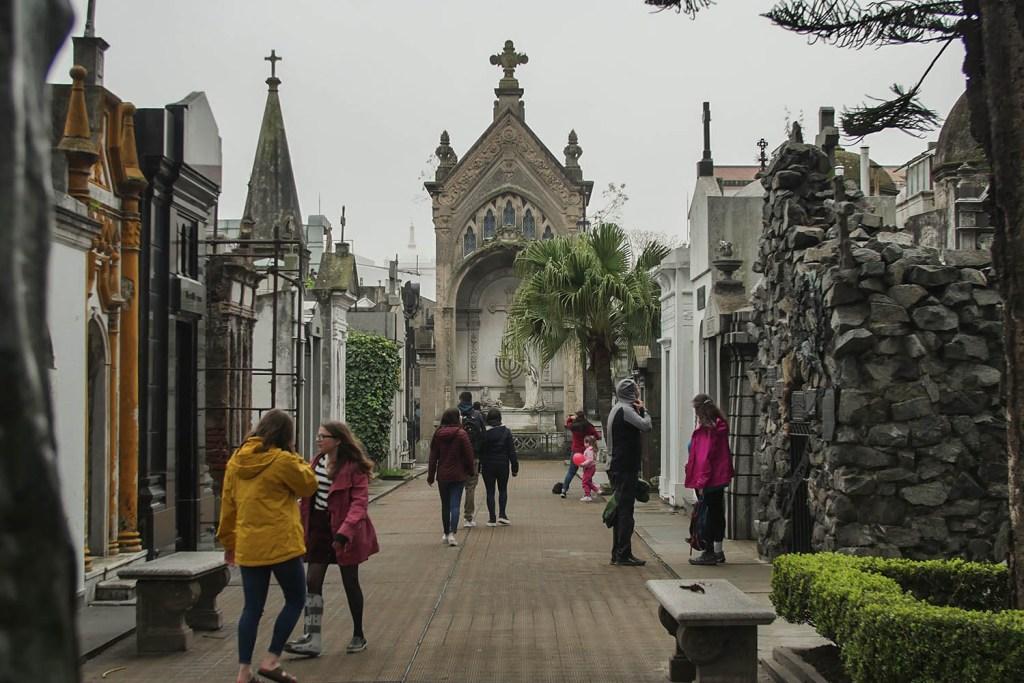 Cemitério da Recoleta - Buenos Aires