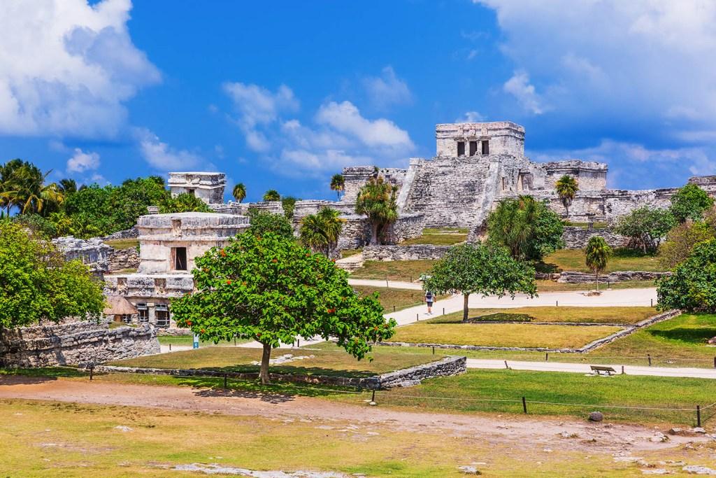 Dicas de Tulum: El Castillo