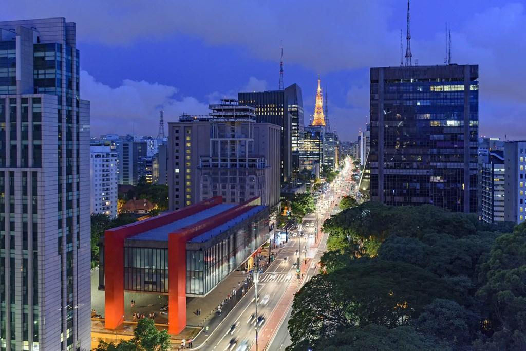 Pontos turísticos de São Paulo: Avenida Paulista