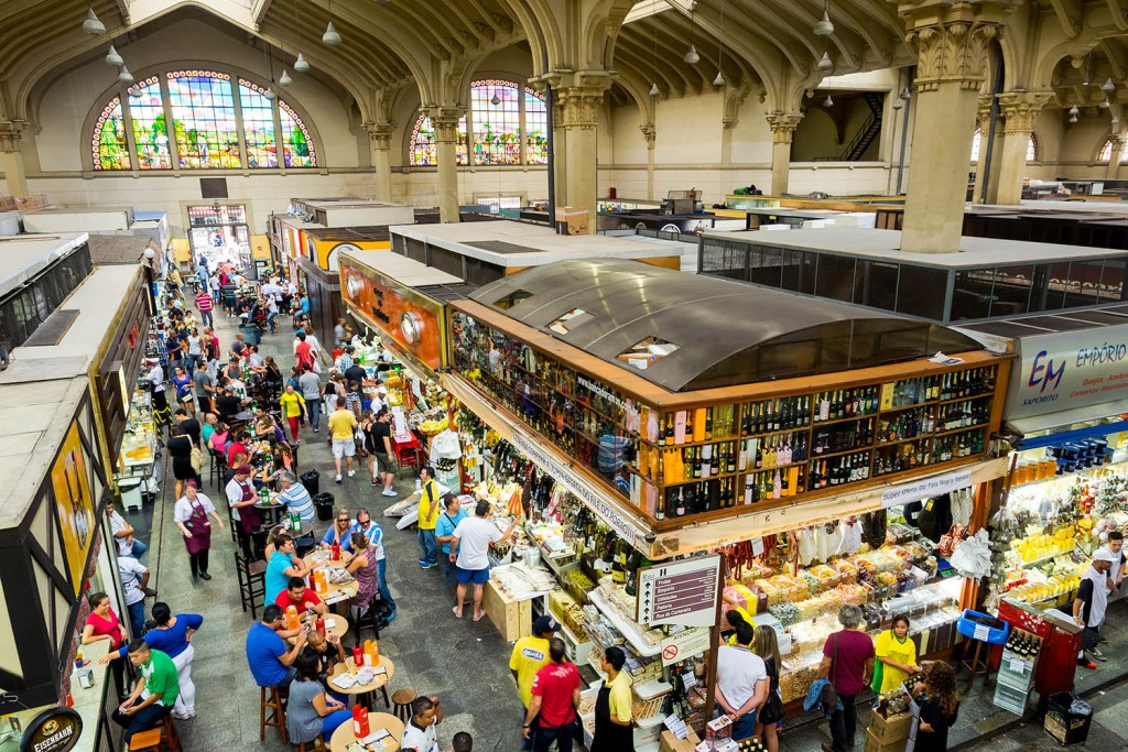 Pontos turísticos de São Paulo: Mercado Municipal