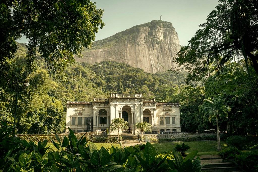 Principais atrações do Rio de Janeiro: Parque Lage