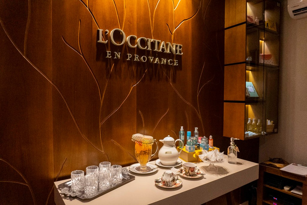 Spa by L'Occitane no Casa da Montanha (Foto: Andy Spinelli)