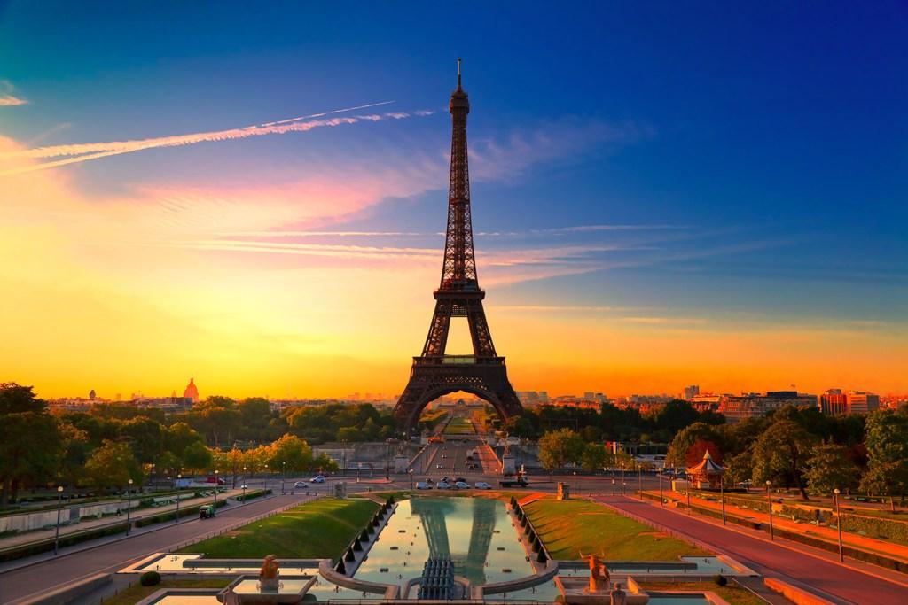 Destinos europeus: Paris