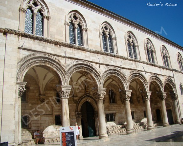 Rector Palace_Dubrovnik
