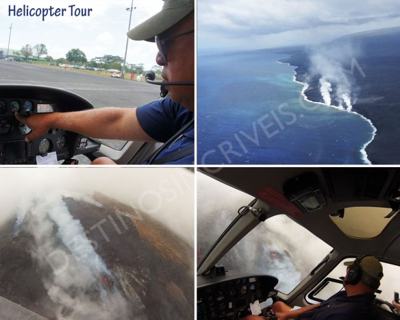 Helicopter Volcanoes
