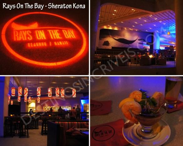 Ray on the Bay Sheraton Kona