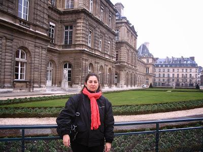 PARIS – Jardim de Luxemburgo, um parque espetacular na Cidade Luz
