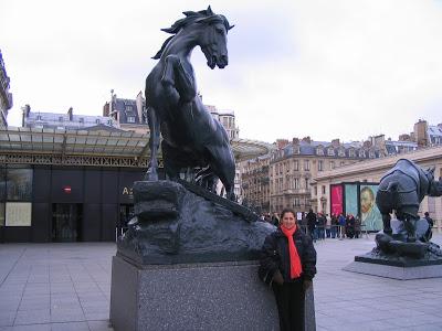 PARIS – Museu D´Orsay, considerado um dos museus mais lindos do Mundo!