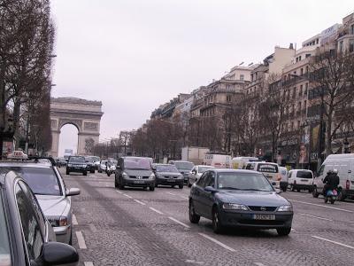 PARIS – Champs Elysées