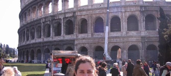 ROMA – Coliseu de Roma