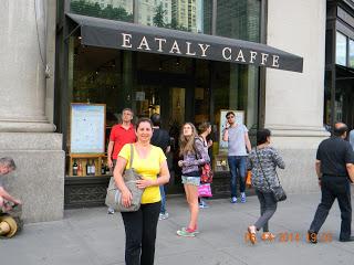 NOVA YORK – Eataly – Se sentindo na Itália em Manhatan