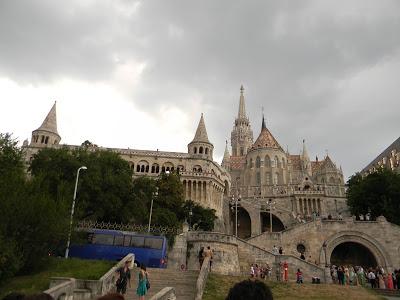 BUDAPESTE – Bastião dos Pescadores – Linda homenagem às Tribos Magyares